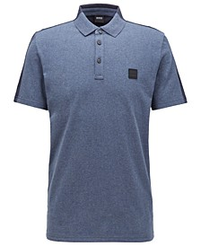 BOSS Men's Pevided Colour-Block Polo Shirt