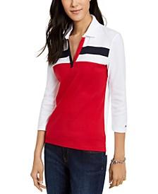 Cotton Iconic Polo Shirt