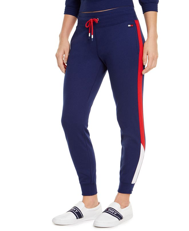 Tommy Hilfiger Colorblocked Jogger Pants