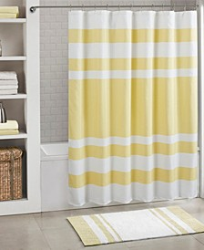 """Spa Waffle 72"""" x 72"""" Shower Curtain with 3M Treatment"""