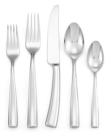 Flatware 18/10, Silhouette 5-Piece Place Setting
