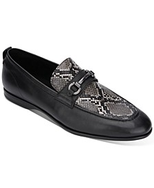 Men's Slip On Loafer with Bit Detail