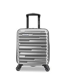 USB Hardside Underseat Luggage