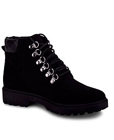 Sequoia Lace-Up Hiker Bootie