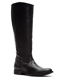 Melissa Inside Zip Tall Boots
