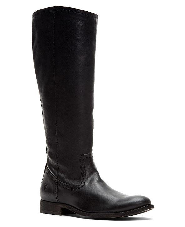 Frye Melissa Inside Zip Tall Boots