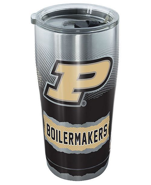 Tervis Tumbler Purdue Boilermakers 20oz Knockout Stainless Steel Tumbler