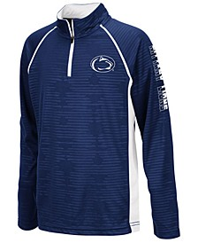 Big Boys Penn State Nittany Lions Quarter-Zip Pullover
