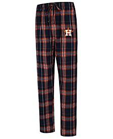 Men's Houston Astros Hillstone Flannel Pajama Pants