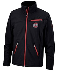 Spyder Men's Ohio State Buckeyes Transport Soft Shell Jacket