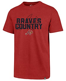 Men's Atlanta Braves Club Logo T-Shirt