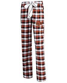 Women's Oklahoma State Cowboys Piedmont Flannel Pajama Pants