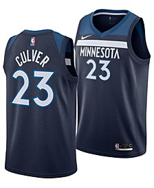 Men's Jarrett Culver Minnesota Timberwolves Icon Swingman Jersey