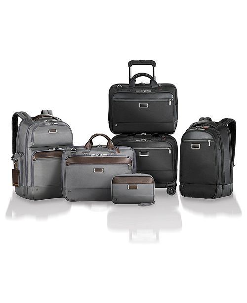 Briggs & Riley @Work Luggage Collection