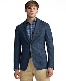 Men's Stretch Blazer Sport Coat