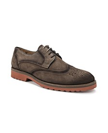 Men's Cardif II Wingtip Lace Up Shoe