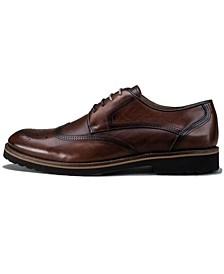 Men's Cardif Wingtip Lace Up Shoe