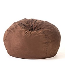 5ft Suede Bean Bag