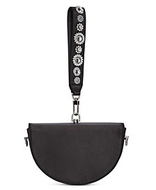 Moonshine Half Moon Clutch