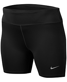 "Plus Size Dri-FIT Fast 7"" Running Shorts"