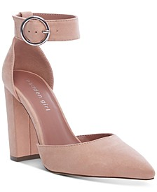 Saxon Two-Piece Pumps