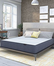 "Belmont 12"" Gel Memory Foam Mattress- Twin"