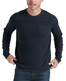 Men's Ribbed Pocket Sweater