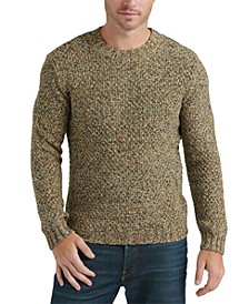 Men's Marled Knit Sweater