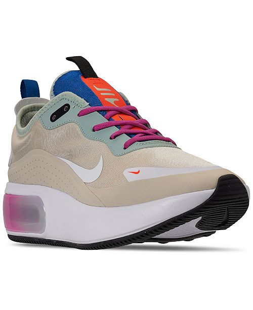 Women's Air Max DIA SE Casual Sneakers from Finish Line