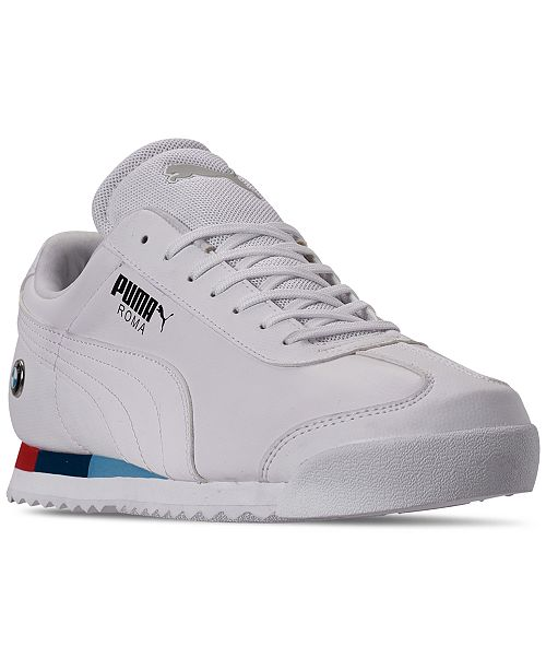 Puma Men's BMW M Motorsport Roma Casual Sneakers from ...