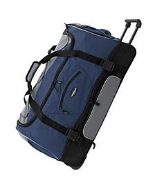 "Luggage Adventure 30"" Drop-Bottom Duffle"