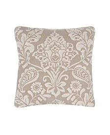 "Grace 18"" Square Pillow"