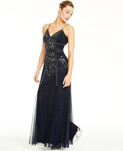 Jump Juniors' Embellished Gown