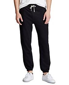 Men's Cotton-Blend-Fleece Pants