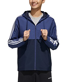 Men's Essentials Colorblocked Windbreaker