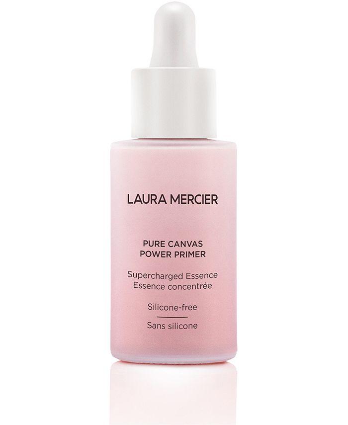 Laura Mercier - Pure Canvas Power Primer Supercharged Essence, 1-oz.