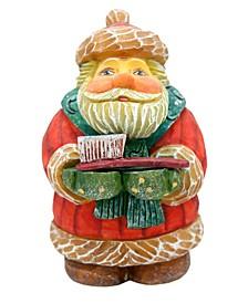 Dentist Gift Giver Santa Figurine