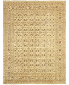 """CLOSEOUT! One of a Kind OOAK84 Flax 10' x 13'2"""" Area Rug"""