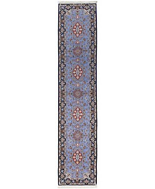 """CLOSEOUT! One of a Kind OOAK566 Ivory 2'9"""" x 13'9"""" Runner Rug"""