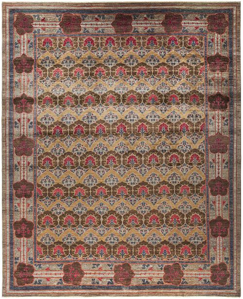 """Timeless Rug Designs CLOSEOUT! One of a Kind OOAK851 Sienna 11'8"""" x 14'6"""" Area Rug"""