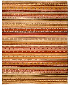 "CLOSEOUT! One of a Kind OOAK3323 Caramel 8' x 10'2"" Area Rug"