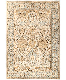 """CLOSEOUT! One of a Kind OOAK2908 Ivory 6' x 8'10"""" Area Rug"""