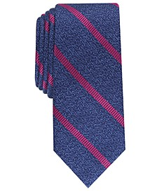 Men's Abbey Skinny Stripe Tie, Created for Macy's