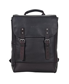 Colombian Leather Backpack