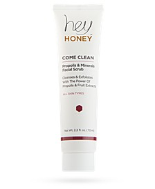 Come Clean Facial Scrub with Propolis Minerals, 70 ml