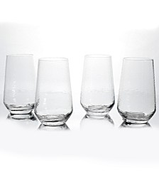 Set of 4 - 19 oz. Tumblers, Created for Macy's