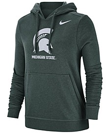 Women's Michigan State Spartans Club Hooded Sweatshirt