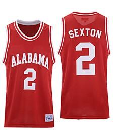 Men's Collin Sexton Alabama Crimson Tide Throwback Jersey