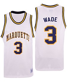 Men's Dwyane Wade Marquette Golden Eagles Throwback Jersey