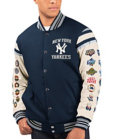 Men's New York Yankees Victory Form Commemorative Jacket